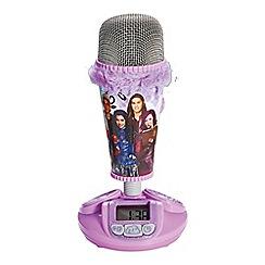 Descendants - Microphone Alarm Clock