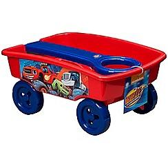 Blaze - Pull along cart