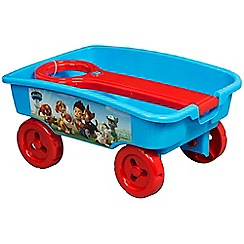 Paw Patrol - Pull along cart