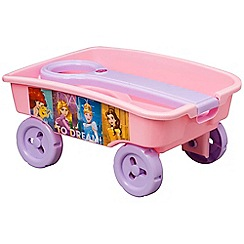 Disney Princess - Pull along cart