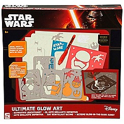 Star Wars - Ultimate glow art