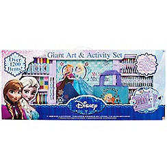 Disney Frozen - Giant art and activity set