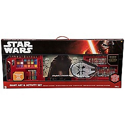 Star Wars - Giant art and activity set