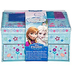 Disney Frozen - Mosaic sparkling jewellery box