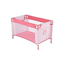 Early Learning Centre - Doll travel bed