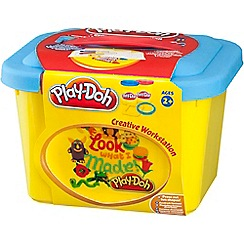 Play-Doh - Creative workstation