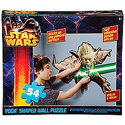 Star Wars - Shaped wall puzzle