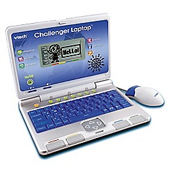 Vtech - Blue challenger laptop