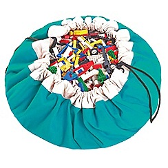 Play and Go - Toy storage bag in Turquoise