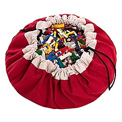 Play and Go - Toy storage bag in Red
