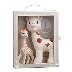 Sophie la girafe - Original Sophie and Cherie set