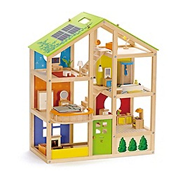 Hape - All Season Dolls House