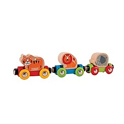 Hape - Jungle Journey Train