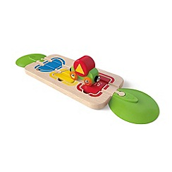 Hape - Colour & Shape Sorting Track
