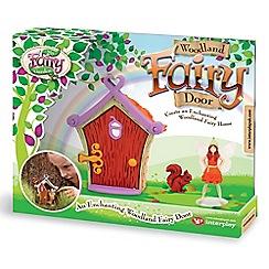 Interplay - My Fairy Garden Woodland Fairy Door Playset