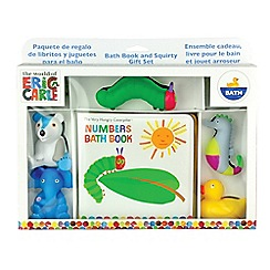 The Very Hungry Caterpillar - Bath set