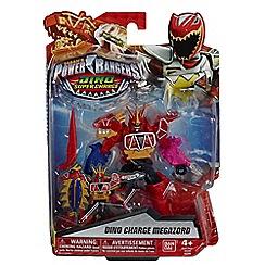 Power Rangers - Dino Super Charge 12.5cm 1st Megazord Figure