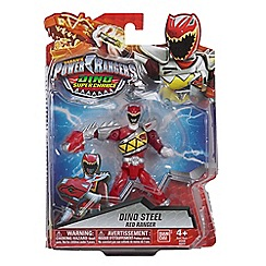 Power Rangers - Dino Super Charge 12.5cm Dino Armed Up Mode Red Ranger Figure
