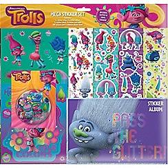 Trolls - Sticker collection