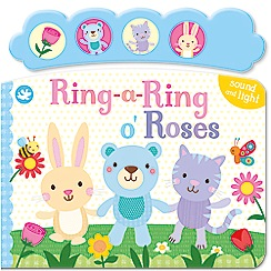 Parragon - Little Learners ring a-ring o'roses playbook