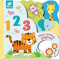 Parragon - Little Learners 123 count with me playbook