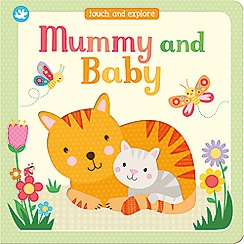 Parragon - Little Learners mummy and baby playbook