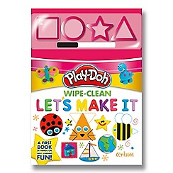 Play-Doh - Let's Make It Book
