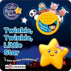 Parragon - Little baby bum twinkle, twinkle, little star book