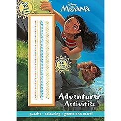 Parragon - Disney Moana adventurer activities