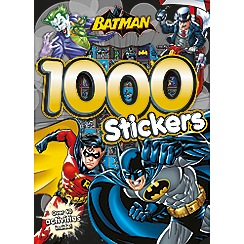 Parragon - Batman 1000 stickers