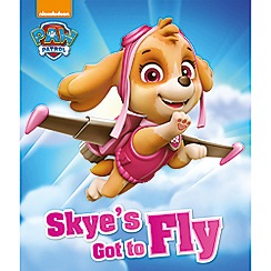 Paw Patrol - Nickelodeon skye's got to fly