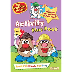 Toy Story - Mr Potato Head Press-Out & Play Activity Book