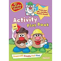 Disney - Mr Potato Head Press-Out & Play Activity Book