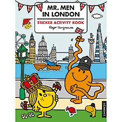 Harper Collins - Mr. Men in London sticker activity book