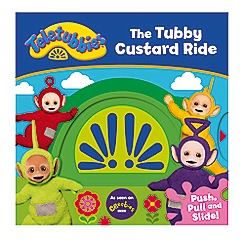 Harper Collins - Pull and pop: tubby custard ride