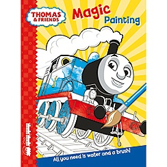 Harper Collins - Thomas magic painting