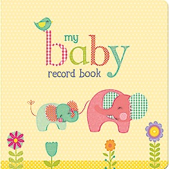 Parragon - My baby book