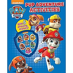 Paw Patrol - Nickelodeon pup adventure activities