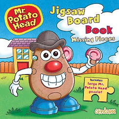 Toy Story - Mr Potato Head Jigsaw Board Book