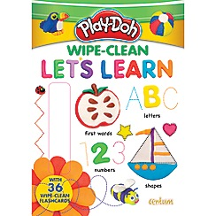 Play-Doh - Wipe-Clean Activity Book