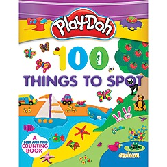 Play-Doh - 100 Things to Spot Book