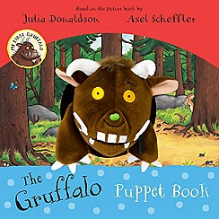 MacMillan books - My First Gruffalo: The Gruffalo Puppet Book