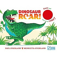 MacMillan books - Dinosaur Roar Book