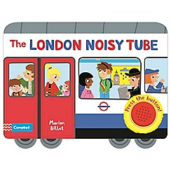 MacMillan books - The London Noisy Tube Book