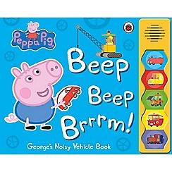 Peppa Pig - Beep Beep Brrrm!