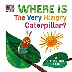 Penguin - Where's The Very Hungry Caterpillar?