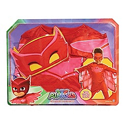 PJ Masks - Costume Set Owlette
