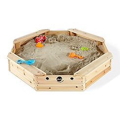 Plum - Treasure beach sand pit