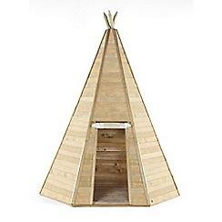 Plum - Grand wooden teepee hideaway