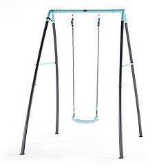 Plum - Single swing with mist